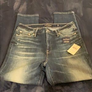 Lucky Brand Hayden Fit Ankle Jeans